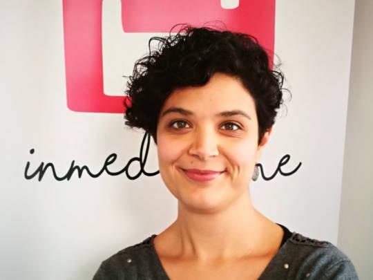 Maria Paola Casula - Interprete LIS e formatrice per il laboratorio sulla sordità nel progetto Paesaggi visivi e sonori