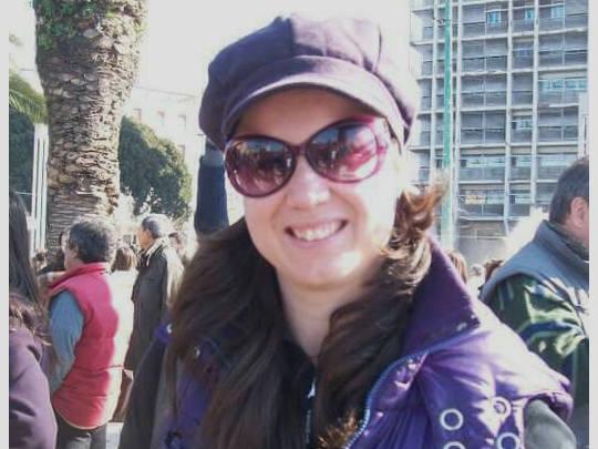 Antonietta Di Leo - Formatrice per il laboratorio sulla cecità nel progetto Paesaggi visivi e sonori