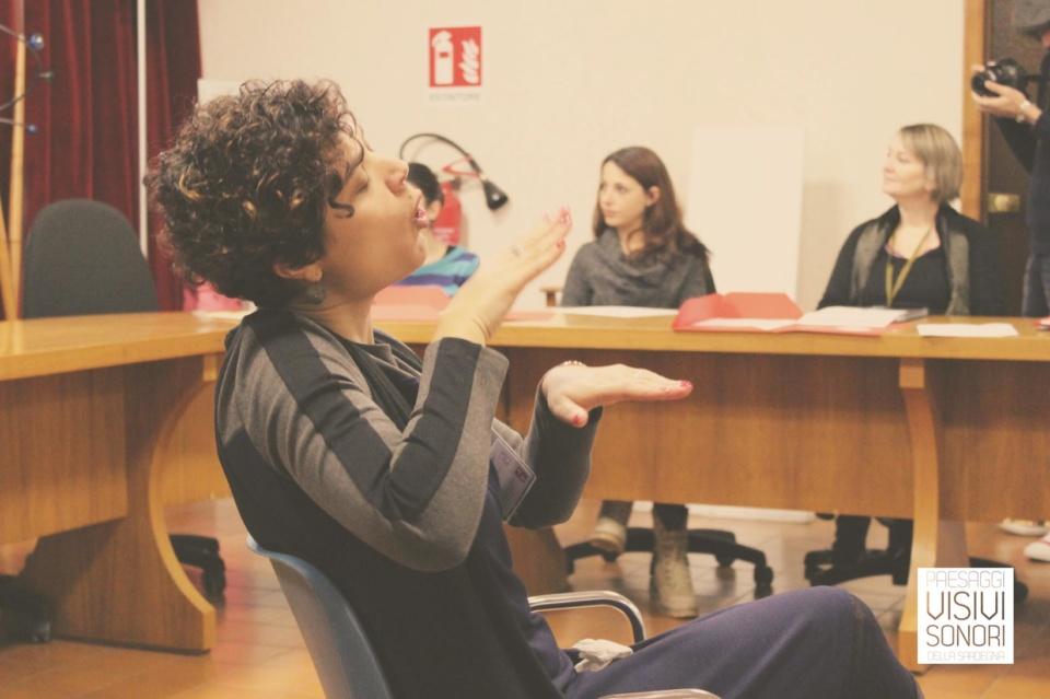 Paesaggi visivi e sonori di Mamoiada - Laboratorio sordità