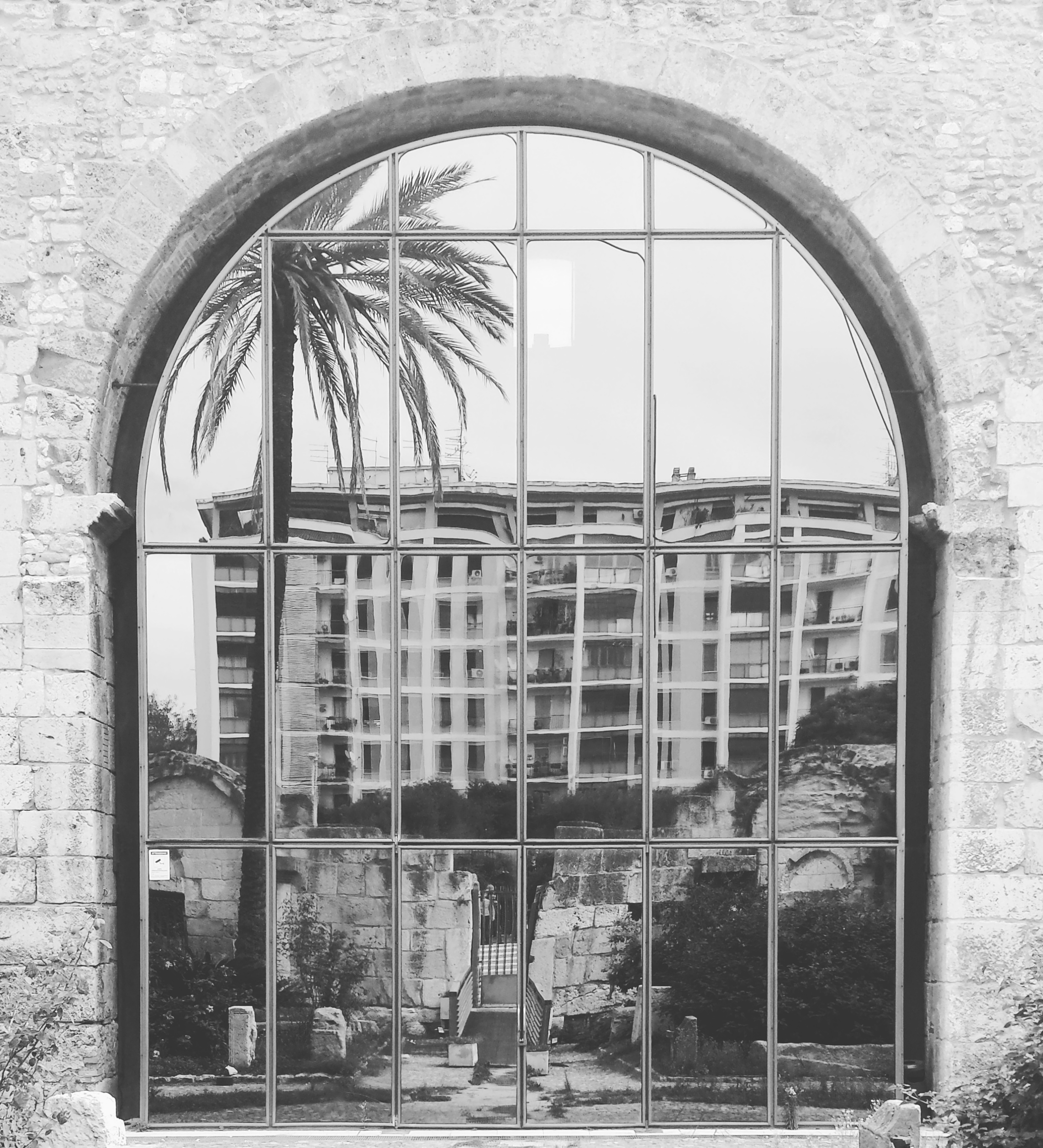 Cagliari Monumenti aperti 2018 | Cultura senza barriere - Visita/Spettacolo in LIS alla Basilica di San Saturnino _ Facciata della Basilica di San Saturnino
