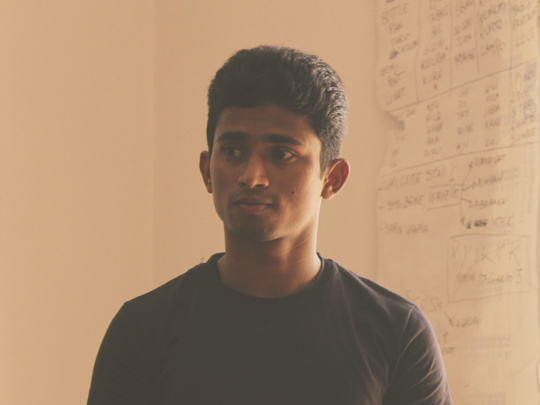 Amal. Una nuova vita. I protagonisti del documentario: Sumon dal Bangladesh